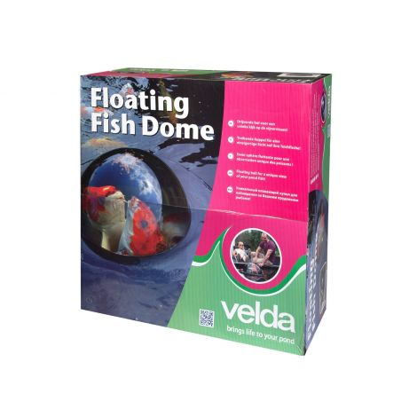 Floating fish dome M