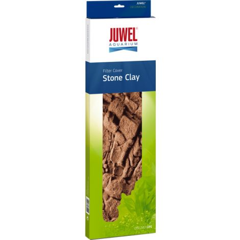 Juwel filtercover Stone, Clay.