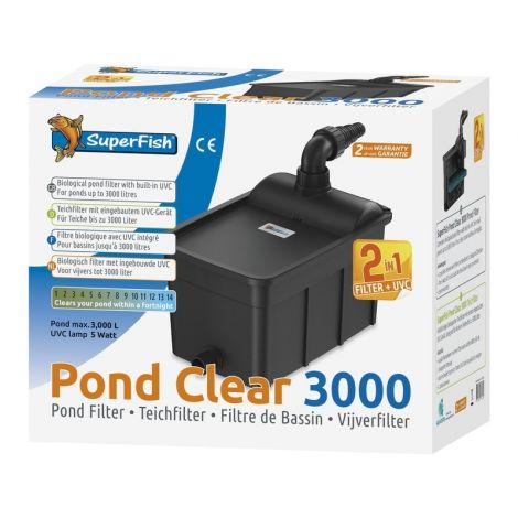 Pond Clear 3000