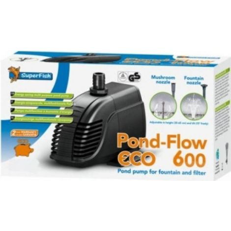 POND FLOW ECO 600