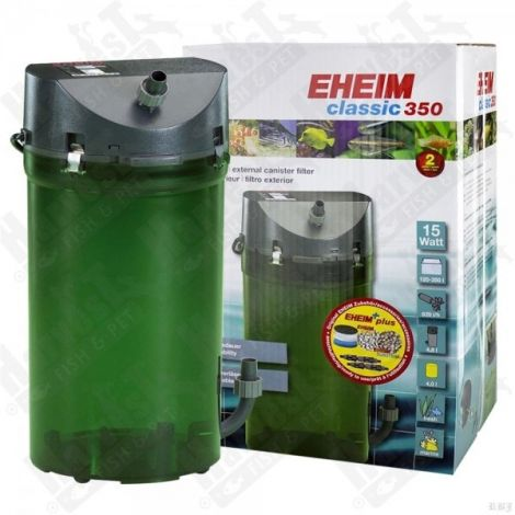 Eheim filter Classic 350 plus