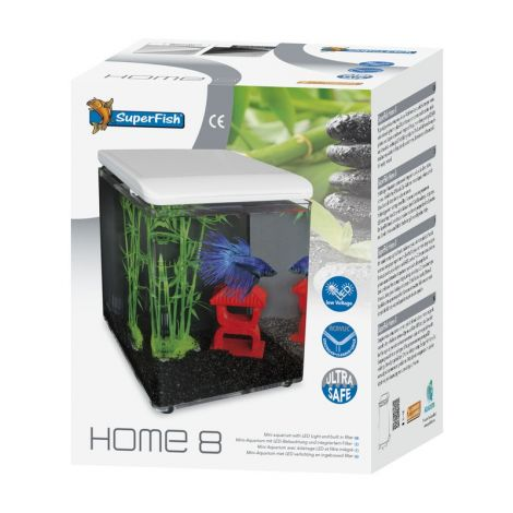 HOME 8 AQUARIUM WIT