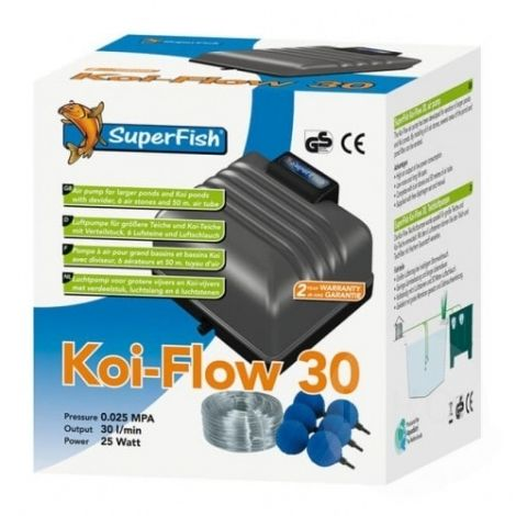 Koi flow 30 set