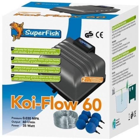 Koi flow 60 set