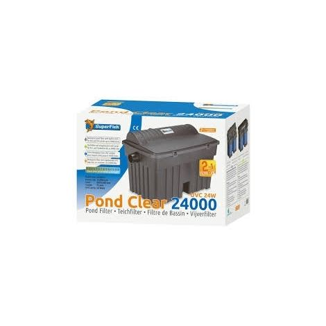 Pond Clear kit 24000
