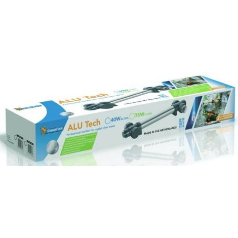 SUPERFISH ALUTECH UVC T5 75 W / 75.000 LTR